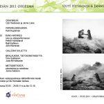 Taidekeskus Antares Näyttelykatalogi 2011