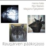 Juliste Rautjärven kirjasto 2014