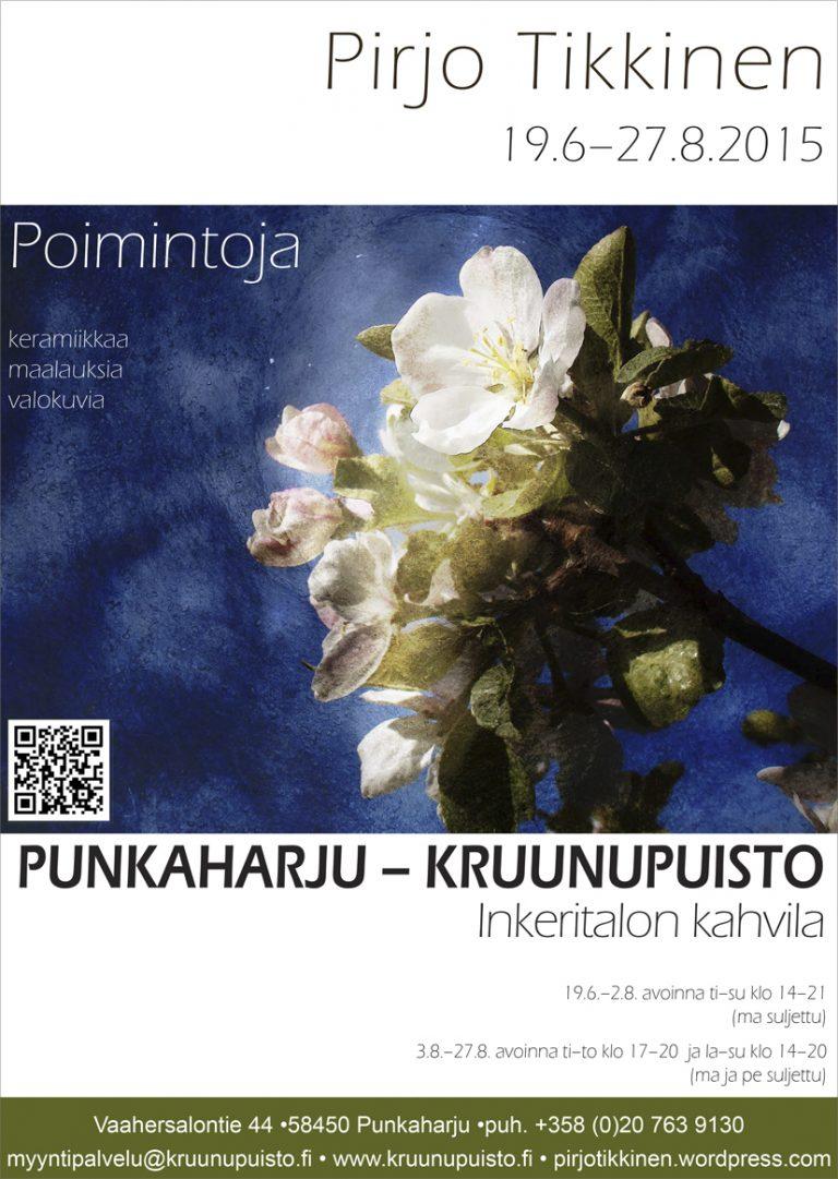 Inkeritalo/Kruunupuisto juliste